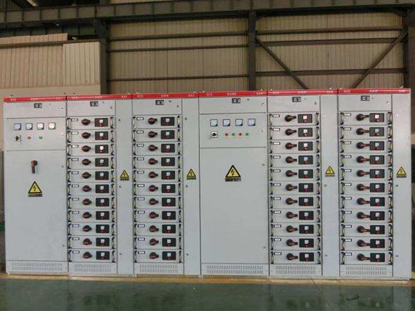 PLC控制抽屉柜